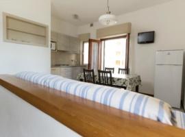 Wohnung für 6 Personen mit Aufenthaltsraum und 2 Bäder