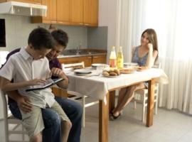 Wohnung für Paare mit Kind oder für Freunde